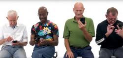 Old Gays Try Grindr, Watch the Hilarious Results