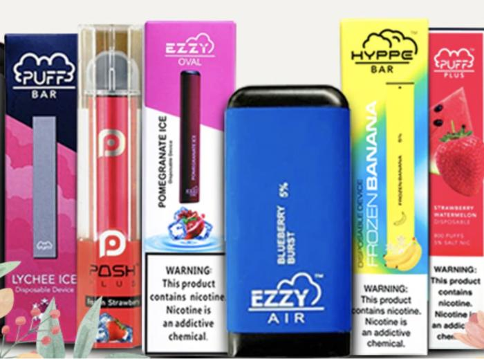 Puff E-Cig Lights up the Vaping Industry, Launches CBD Collection