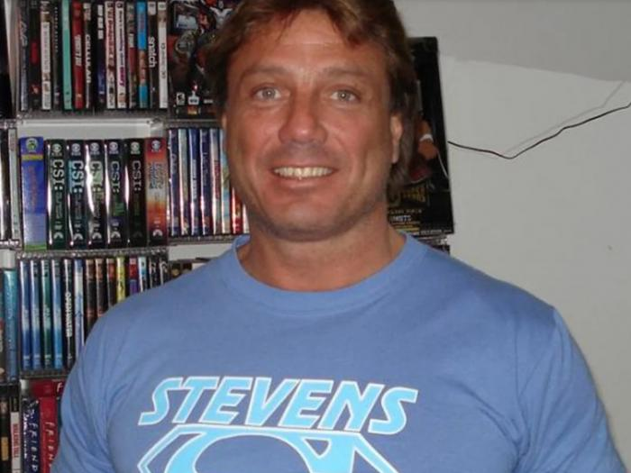 Former WWE wrestler Marty Jannetty