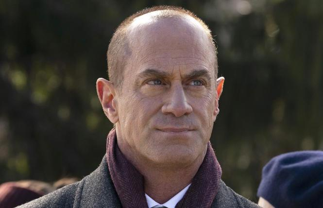 Christopher Meloni returns to the 'SVU' franchise
