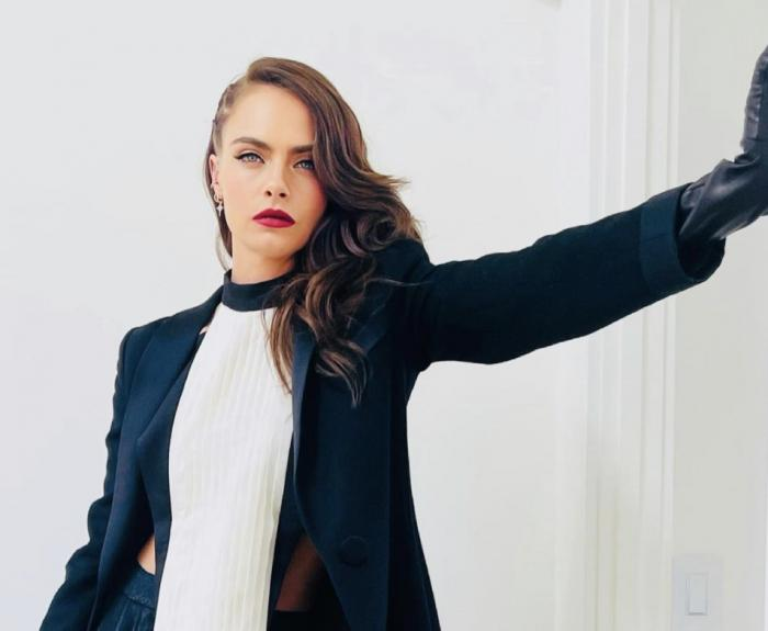 Model Cara Delevingne to Auction Off Vagina-Themed NFT For Charity