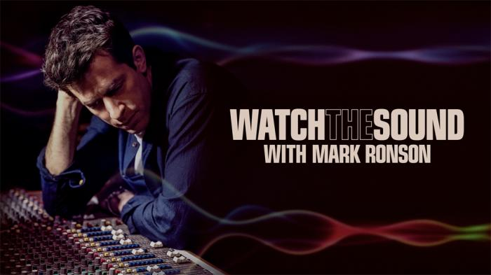 'Watch The Sound With Mark Ronson'