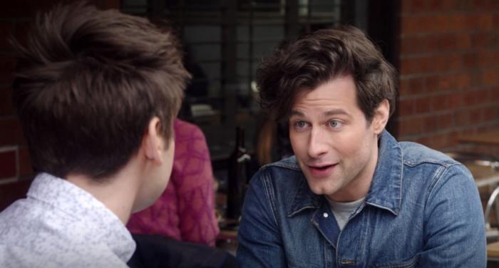 Celebrity 'Gay-Baiting' Gets Hilariously Skewered on 'The Other Two'