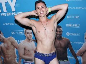 DWorld Underwear Party @ Ice Palace :: May 21, 2021