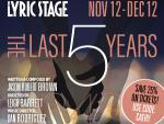 The Lyric Stage Company of Boston Presents 'The Last Five Years' Directed by Boston Favorite Leigh Barrett